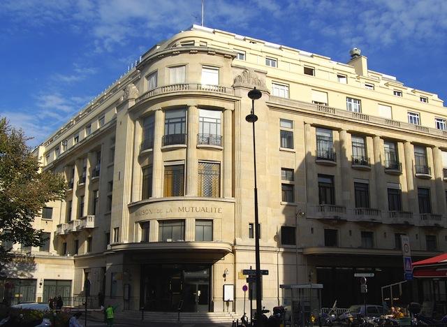 Maison de la Mutualité -