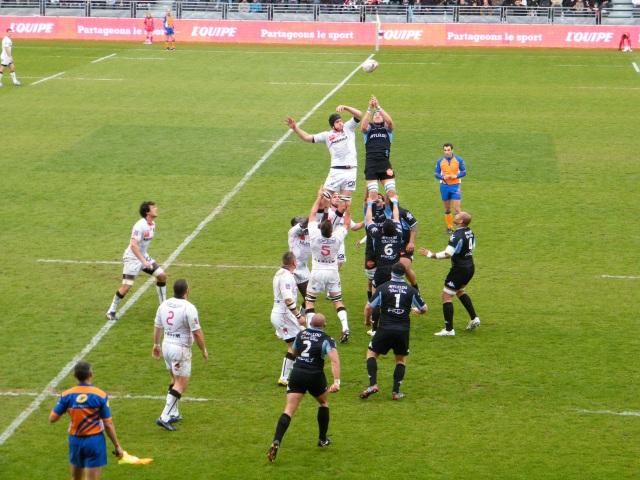 Le LOU Rugby officiellement relégué en Pro D2