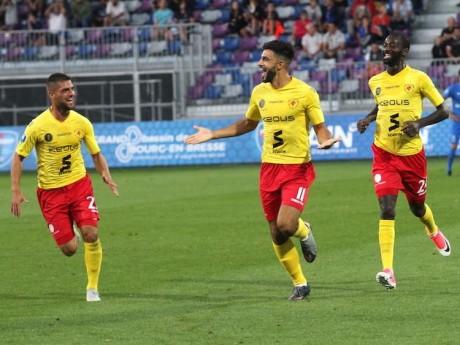 Lyon Duchère stoppe Villefranche et s'impose dans le derby (0-2)