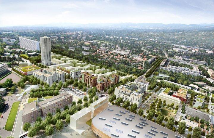 Le Rhône va devoir redoubler d'efforts en matière de rénovation urbaine