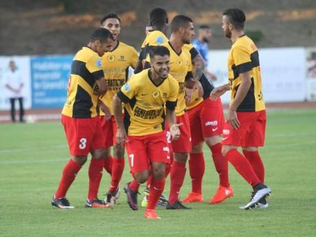 L'AS Duchère s'impose de peu face au FCO Firminy (0-1)