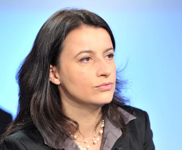 """Ceux qui ne respectent pas l'accord Verts/PS sont des """"irresponsables"""", selon Cécile Duflot"""