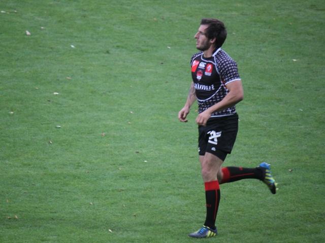 Le LOU Rugby reprend des couleurs contre Albi (26-12)