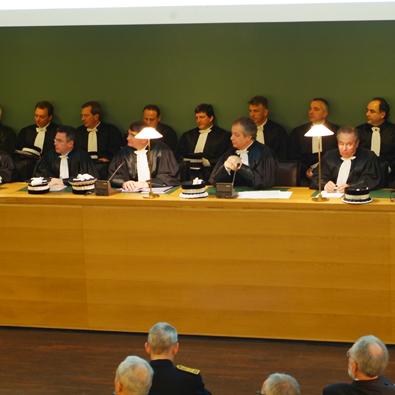Tribunal de commerce : Marcel Sengelin succède à Philippe Grillot