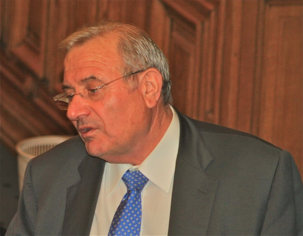Conseil général du Rhône : le 1er vice-président Forissier en charge de la vie associative ?