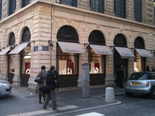 Un braqueur de la bijouterie Cartier interpellé