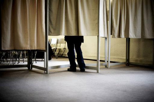 Cantonales : une très faible participation de 13,71%  à midi dans le Rhône !