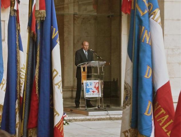 Lyon commémore sa Libération