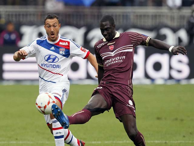 OL : Standing ovation pour Malbranque