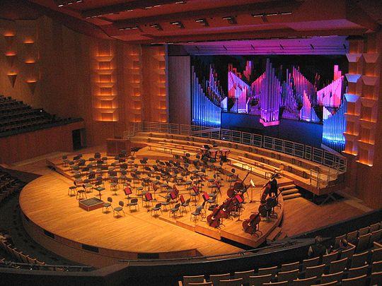 L'Auditorium de Lyon sur Internet