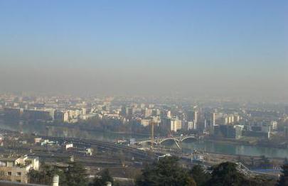 Chaleur + circulation = pollution