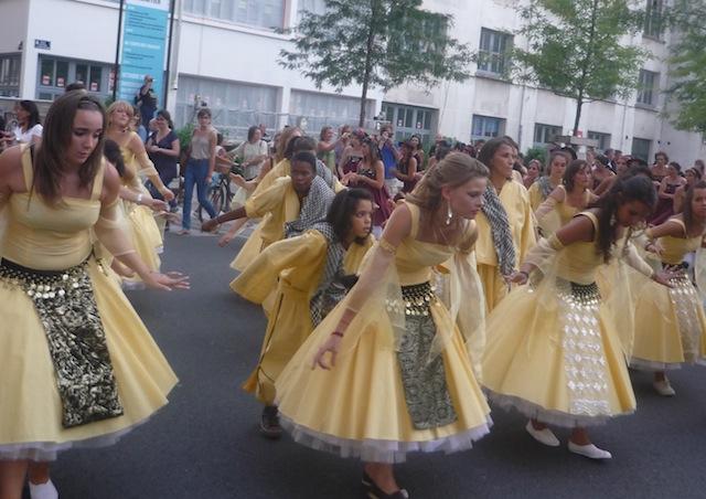 Biennale de la danse : week end de répétitions générales