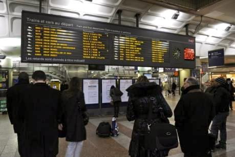 Le trafic s'améliore à la SNCF
