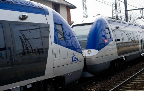 Une grève à la SNCF en Rhône-Alpes