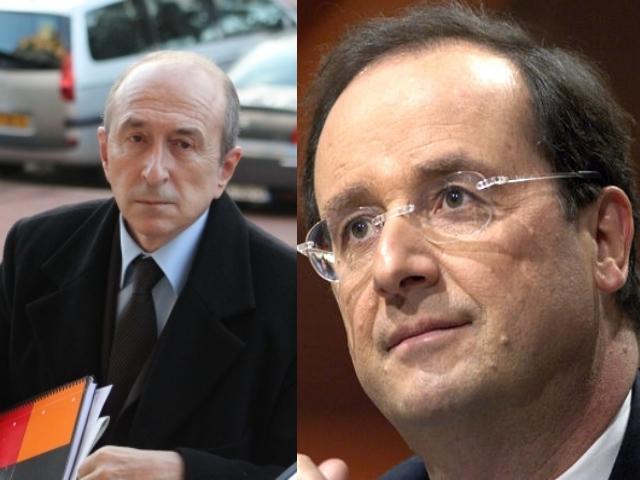 Collomb passe dans le camp Hollande