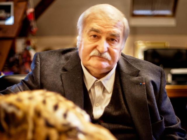 """Gilbert Edelstein : """"A Lyon, il n'y a pas un problème d'éléphants mais un problème de préfet"""""""