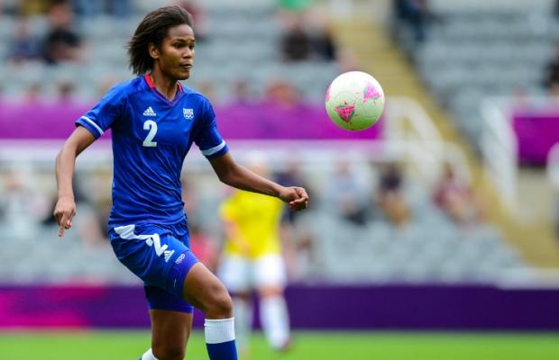 Dix Françaises de l'OL féminin jouent avec les Bleues ce vendredi