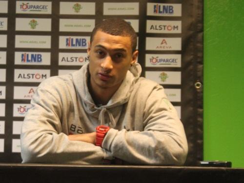 Basket : Edwin Jackson (Asvel) écarté de l'équipe de France
