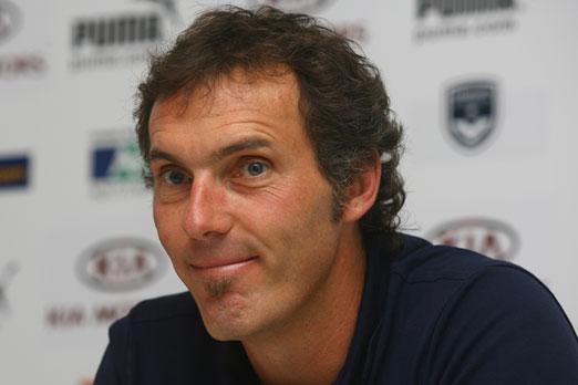 Laurent Blanc quitte officiellement Bordeaux