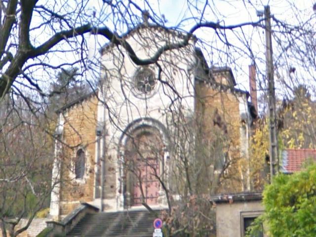 Une église profanée à Lyon