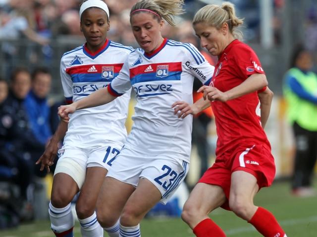 OL féminin : Elodie Thomis incertaine pour le match de l'équipe de France féminine de football