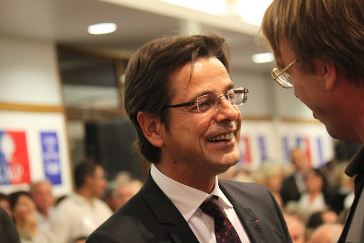 Voeux 2013 : Emmanuel Hamelin sera accompagné de Frigide Barjot