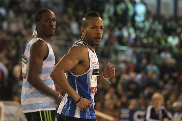 JO-Athlétisme : la déception du Lyonnais Emmanuel Biron sur le 4x100m