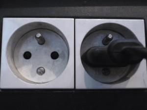 Un lotissement d'Irigny passe le week-end sans électricité