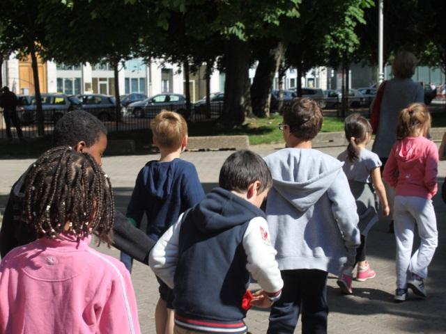 Les ambassadeurs du livre pour lutter contre l'échec scolaire à Lyon