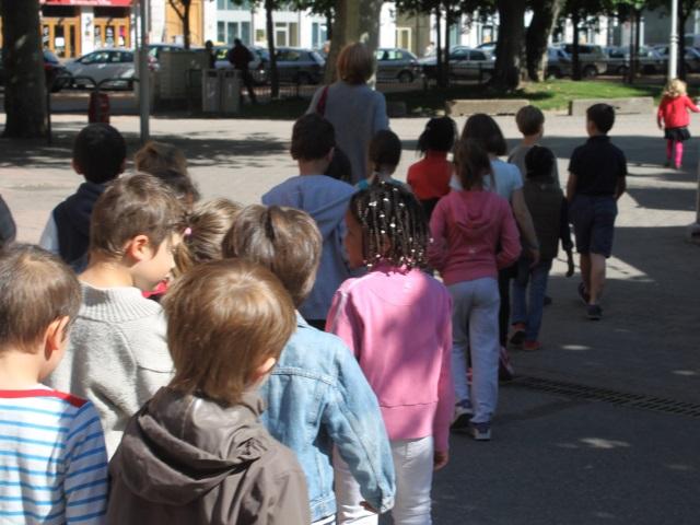 Grève interprofessionnelle : 35 écoles et  82 cantines fermées à Lyon jeudi