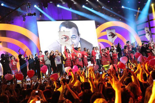 Lyon, le public, l'OL : les Enfoirés se livrent en vidéo