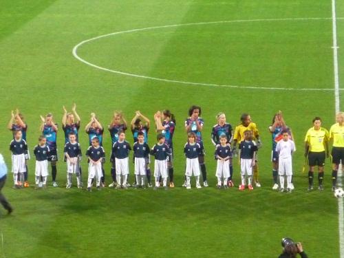OL féminin : en route pour une troisième Ligue des Champions