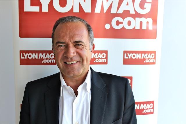 Eric Pelet - LyonMag