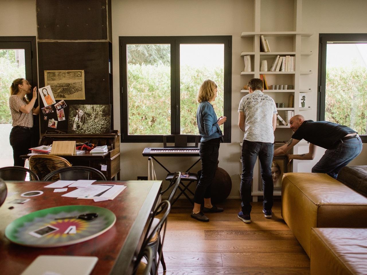 lyon bient t un escape game faire chez soi. Black Bedroom Furniture Sets. Home Design Ideas