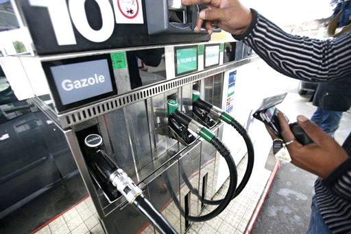 Les prix à la pompe au plus bas dans le Rhône depuis près de dix mois !