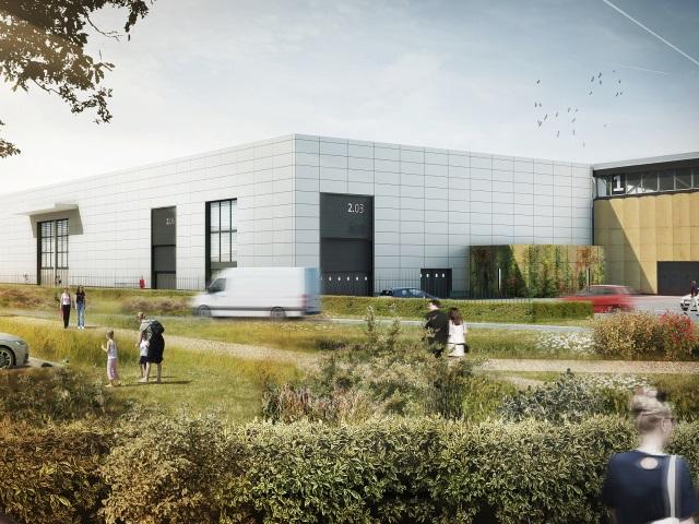 Eurexpo bientôt agrandi de 9000 m²