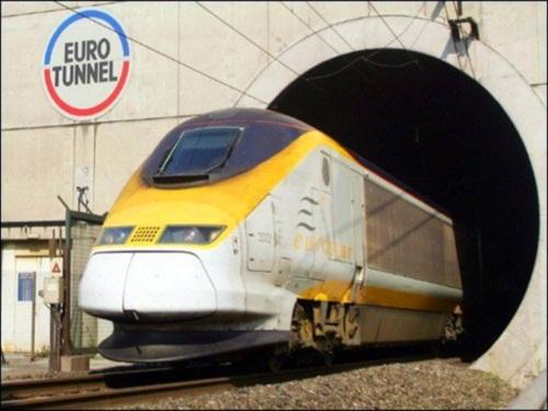 L'Eurostar direction Londres passera par Lyon Part-Dieu !