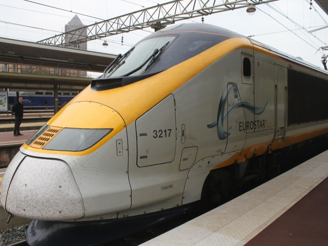 115 000 billets vendus en six mois pour la ligne Eurostar Lyon-Londres