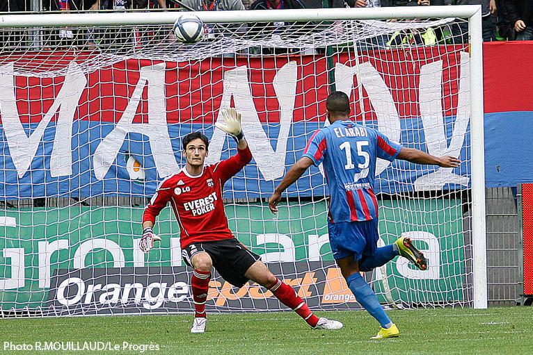 OL : la victoire, c'est pour Caen ?