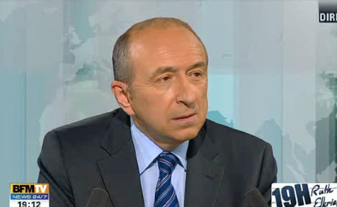 Présidentielles 2012 : pour Collomb, le programme du PS ne va « pas assez en profondeur » - ViDEO