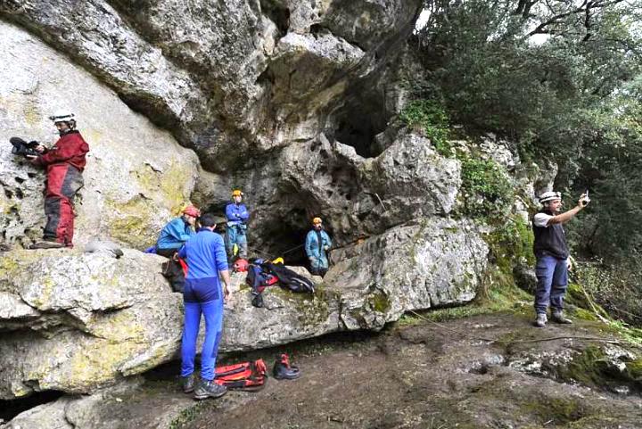 Le spéléologue disparu dans les Gorges de l'Ardèche est décédé