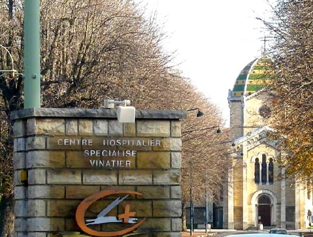 Feu vert mardi pour l'hôpital-prison du Vinatier