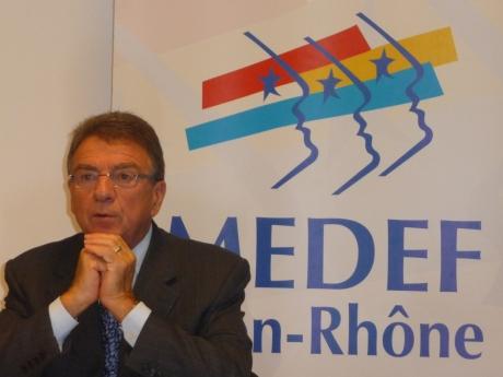L'inquiétude des entreprises du Rhône face à la grippe A