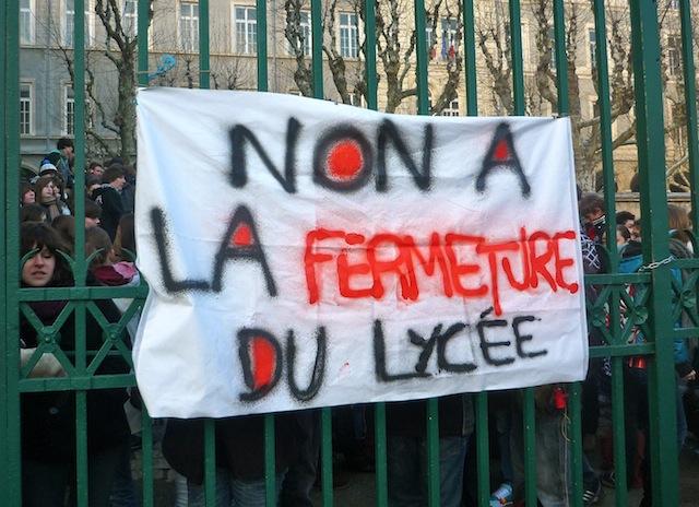 Lyon 5e : la fermeture du lycée Jean Moulin est-elle illégale ?