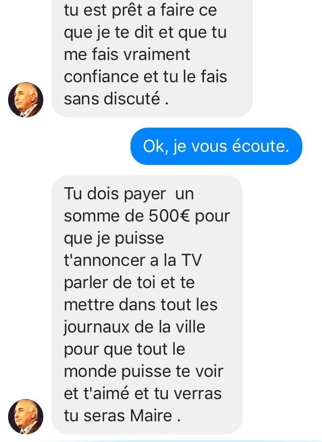 contre 500 euros un faux maire de lyon sur facebook vous aide gagner des lections. Black Bedroom Furniture Sets. Home Design Ideas