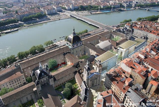 La Ville de Lyon pourrait accompagner le musée de la Santé à l'Hôtel Dieu
