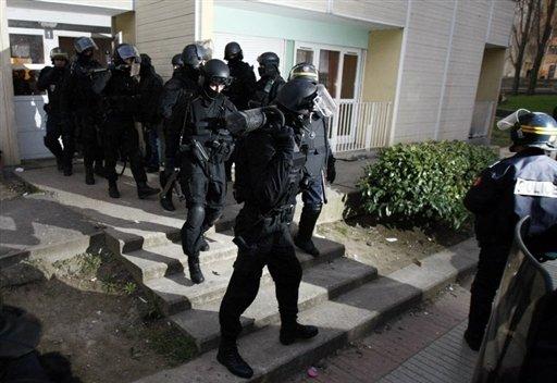 Trois personnes interpellées mercredi matin dans l'est lyonnais