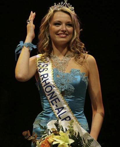 Miss Rhône-Alpes est Iséroise !