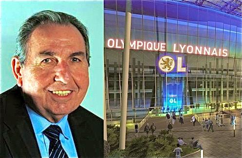 Grand Stade de l'OL : le maire de Décines « heureux et motivé »