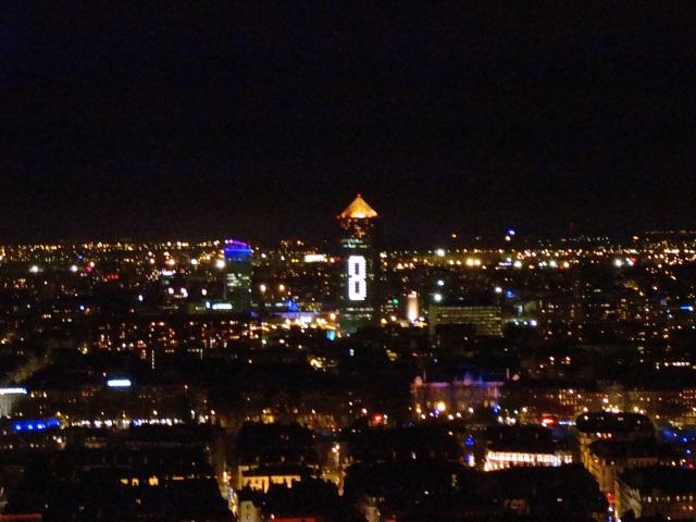 Lyon : nouvel éclairage pour le dôme du Crayon